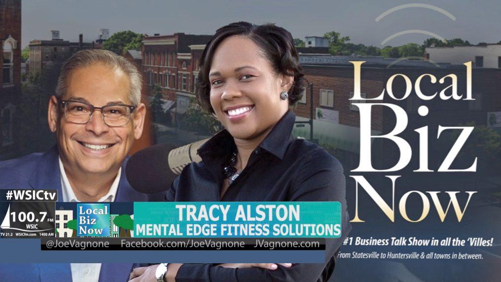 """Tracy Alston Cohost """"Local Biz Now"""""""