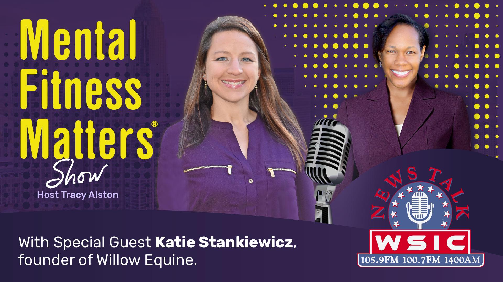 Katie Stankiewicz at mental fitness matters