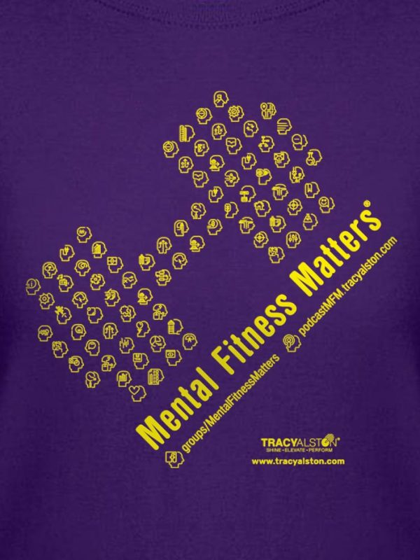 Mental-fitness-matters_T-shirt Illustration