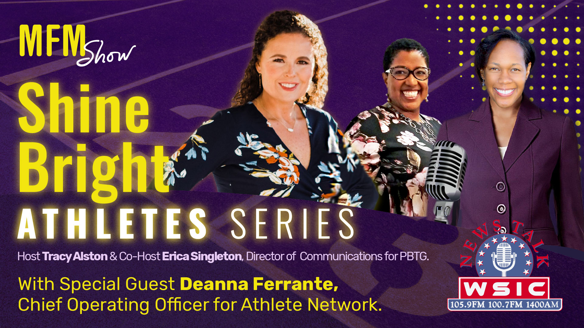 Keeping Athletes Connected Through Networking And Community | SHINE BRIGHT ATHLETE SERIES