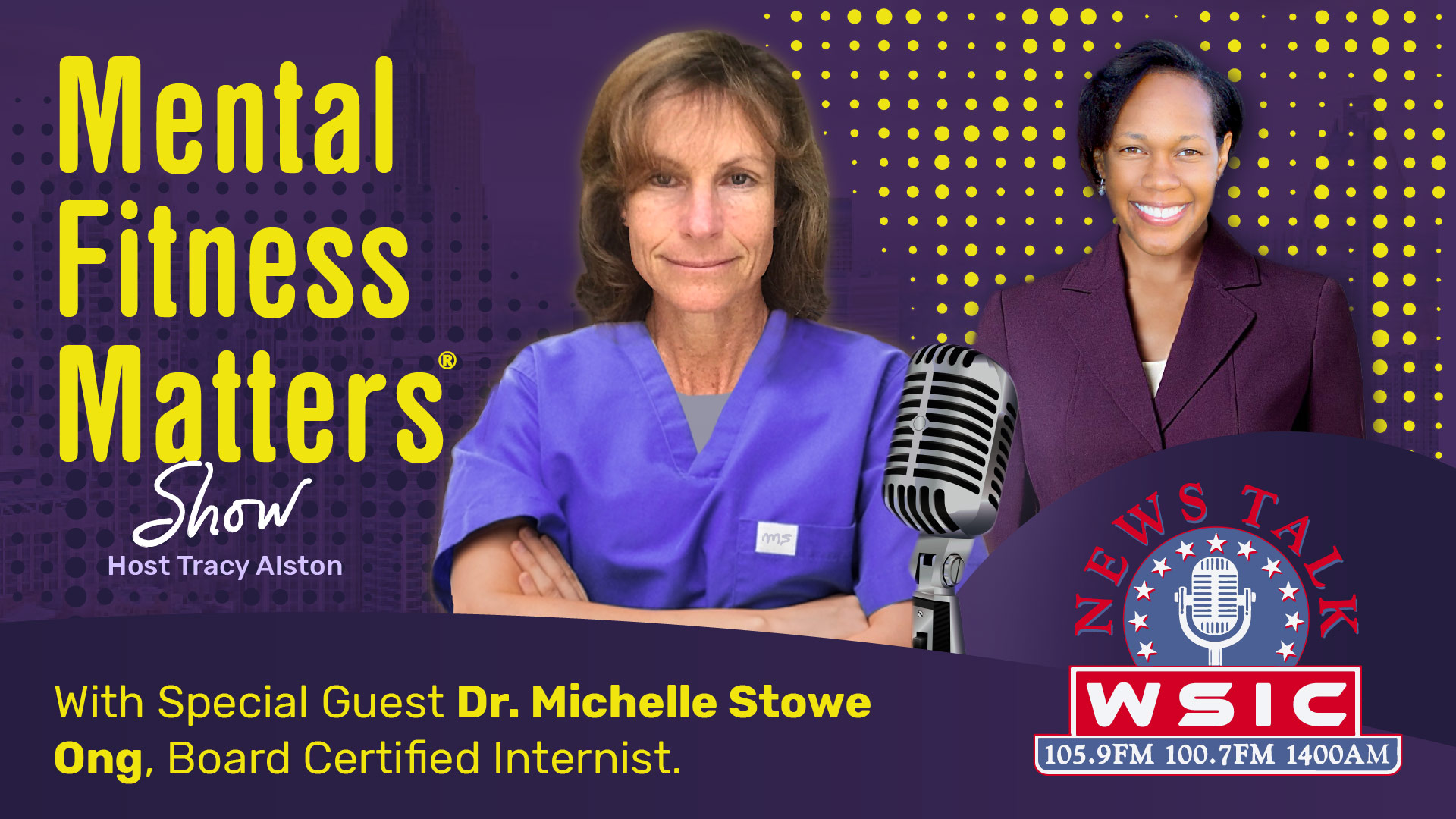 Healthy Aging Staying Sharp with Michelle Stowe Ong