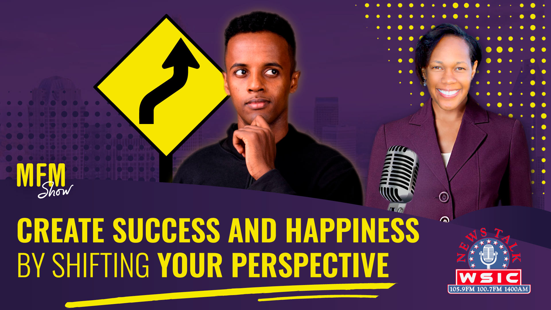 Create Success and Happiness by Shifting Your Perspective