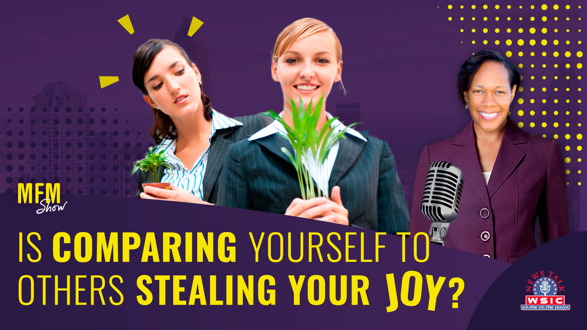 Is Comparing Yourself To Others Stealing Your Joy?
