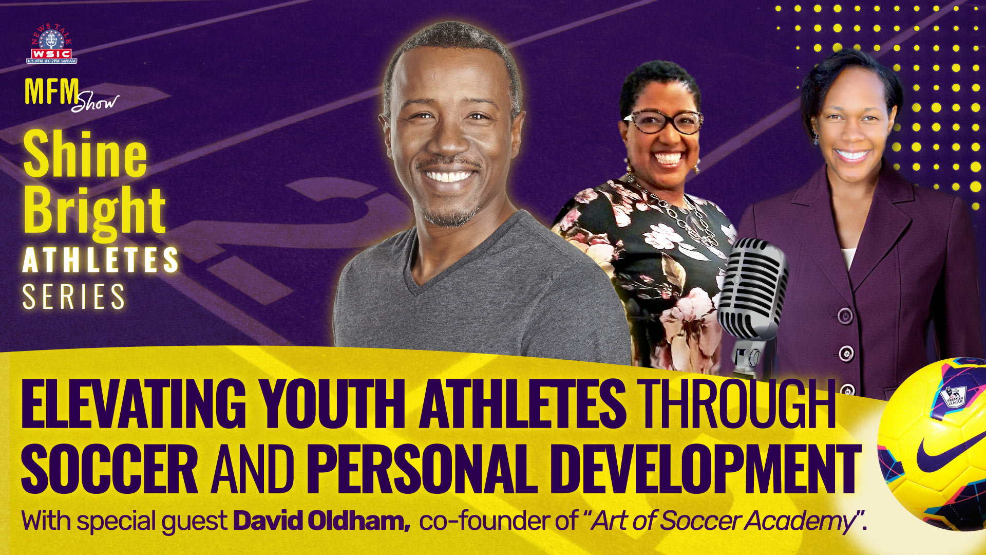 Elevating Youth Athletes Through Soccer and Personal Development