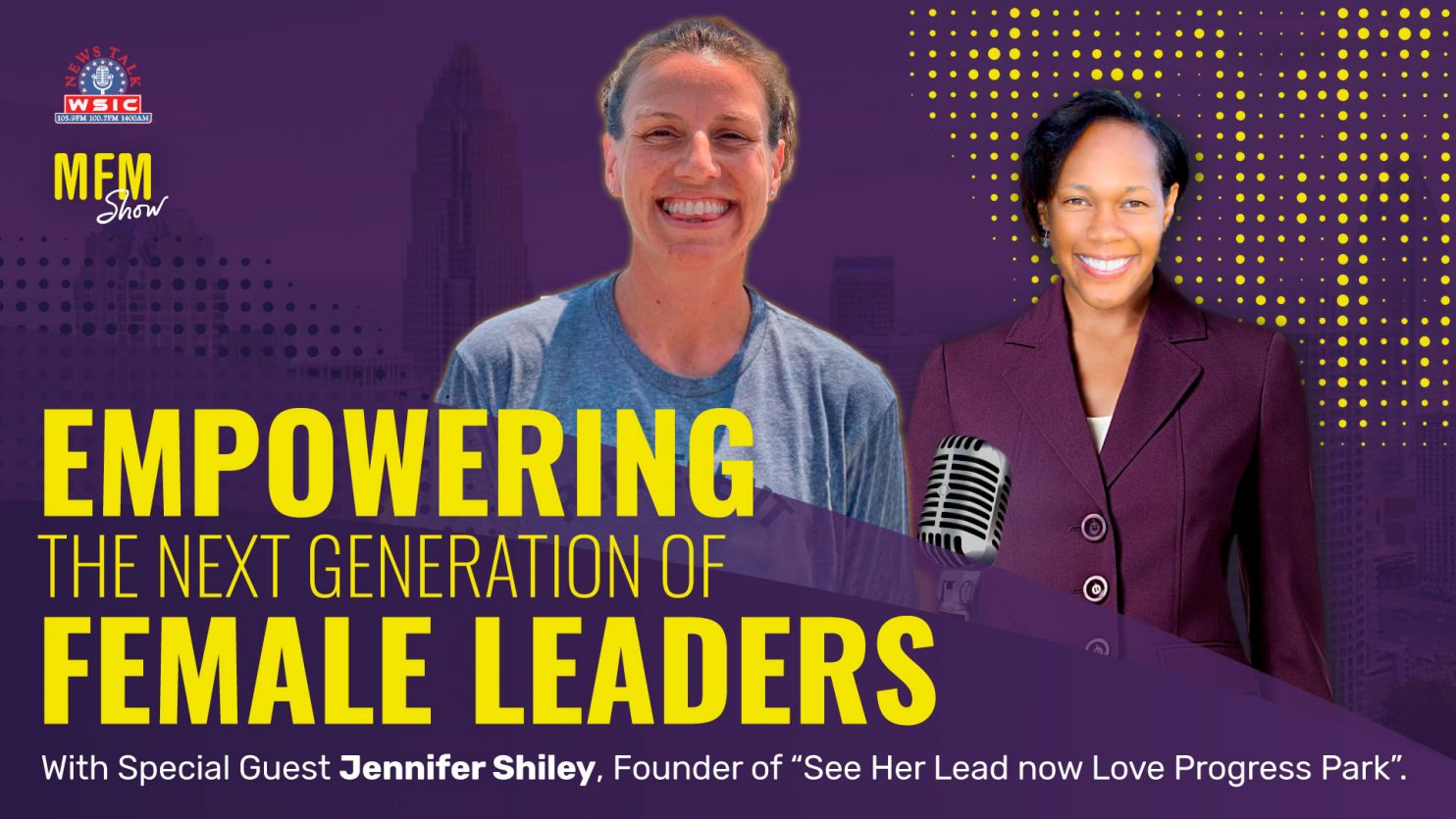Empowering the Next Generation of Female Leaders with Jennifer Shiley