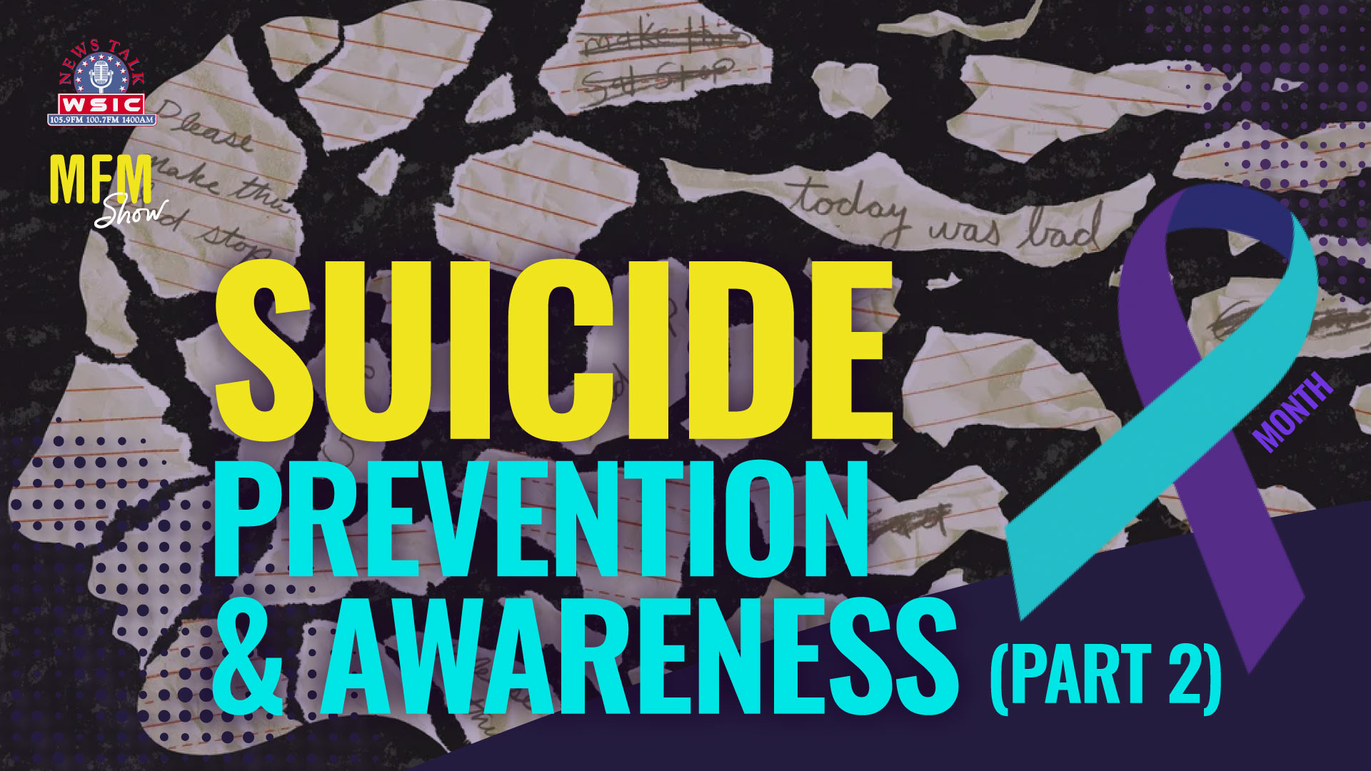 Suicide Prevention and Awareness Month (PART 2)