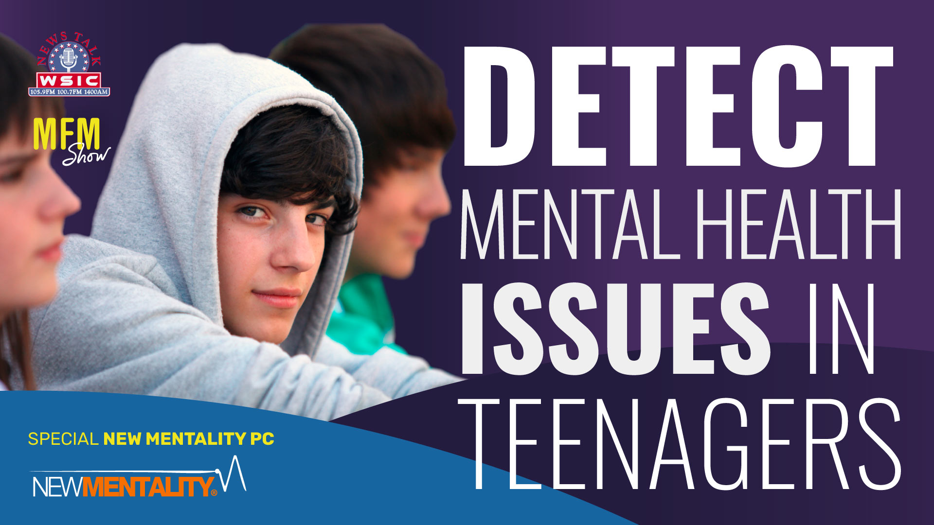 Detect Mental Health Issues in Teenagers